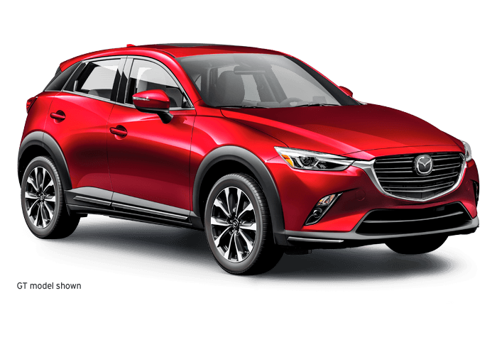 2019 MAZDA CX-3 GX ALL-WHEEL DRIVE